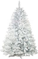 Ель новогодняя искусственная GreenTerra Белая (2.2м) -