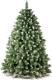 Сосна новогодняя искусственная GreenTerra Серебряные побеги (1.8м) -