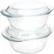 Комплект посуды для СВЧ Oursson CA5350S/TR -