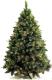 Сосна искусственная GreenTerra Сибирская с шишками золото (1.5м) -