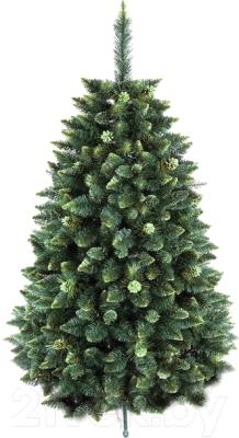 Сосна новогодняя искусственная GreenTerra Хрустальная зеленая (1.2м)