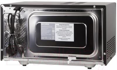 Микроволновая печь Bork W503 - вид сзади