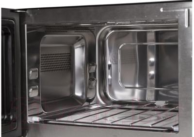 Микроволновая печь Bork W503 - вид изнутри