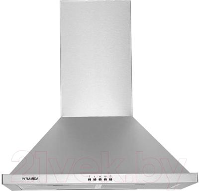 Вытяжка купольная Pyramida KH 60 (1000, нержавеющая сталь)