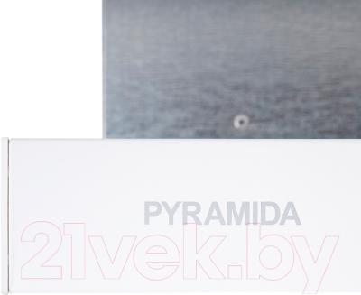 Вытяжка телескопическая Pyramida TL 60 SLIM WH