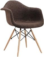 Кресло Signal Bono (бук/коричневый) -