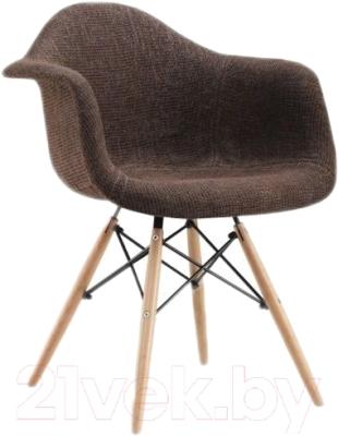 Кресло Signal Bono (бук/коричневый)