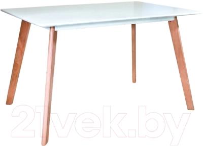 Обеденный стол Седия Marietta (белый)