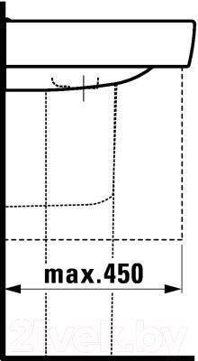 Умывальник Laufen Pro 8149670001041