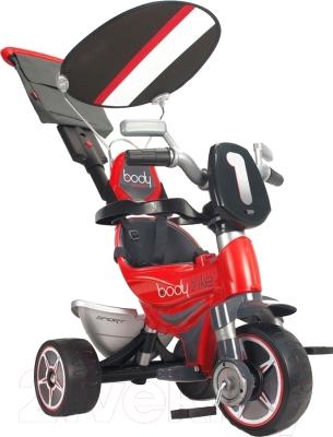 Детский велосипед с ручкой Injusa Body Trike 325