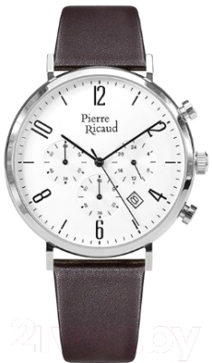 Часы мужские наручные Pierre Ricaud P22027.5252CH