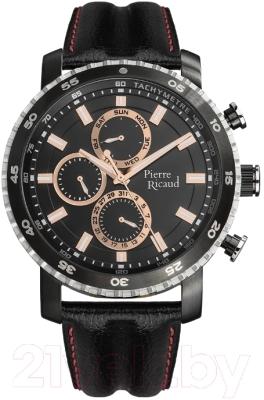 Часы мужские наручные Pierre Ricaud P91080.Y21RQF