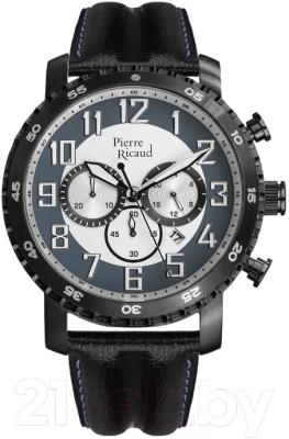 Часы мужские наручные Pierre Ricaud P91081.B223CH