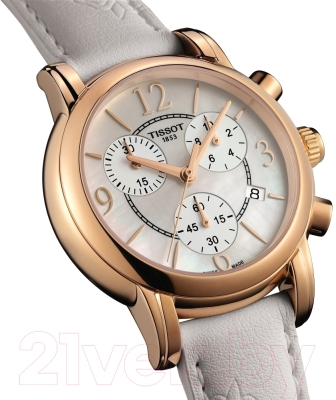 Часы женские наручные Tissot T050.217.37.117.00