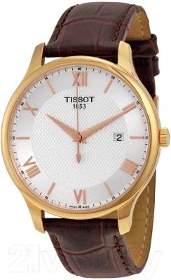 Часы мужские наручные Tissot T063.610.36.038.00