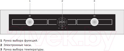 Электрический духовой шкаф Teka HL 840 (41552410)