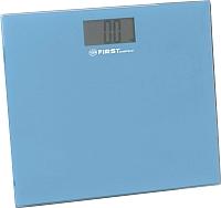 Напольные весы электронные FIRST Austria FA-8015-2 (синий) -