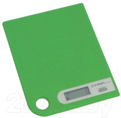 Кухонные весы FIRST Austria FA-6401-1 (зеленый)