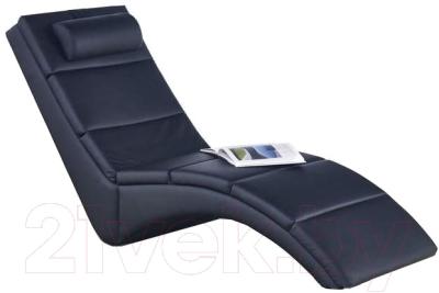 Кресло Halmar Davis (черный)