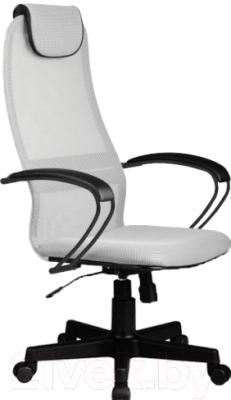 Кресло офисное Metta BP-8PL (светло-серый)