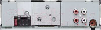 Бездисковая автомагнитола Kenwood KMM-122Y