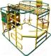 Детский спортивный комплекс Формула здоровья Мурзилка-S (зеленый/радуга) -