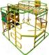 Детский спортивный комплекс Формула здоровья Мурзилка-S (салатовый/радуга) -