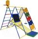 Детский спортивный комплекс Формула здоровья Вершинка-W Плюс (синий/радуга) -