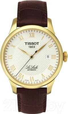 Часы мужские наручные Tissot T41.5.413.73