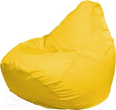 Бескаркасное кресло Flagman Груша Мини Г0.0-07 (желтый)