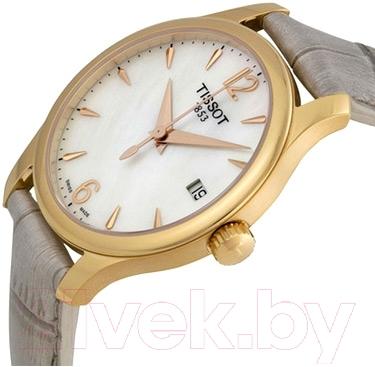 Часы женские наручные Tissot T063.210.37.117.00