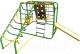 Детский спортивный комплекс Формула здоровья Артек-N Плюс (зеленый/радуга) -