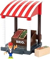 Элемент железной дороги Brio Магазинчик 33946 -
