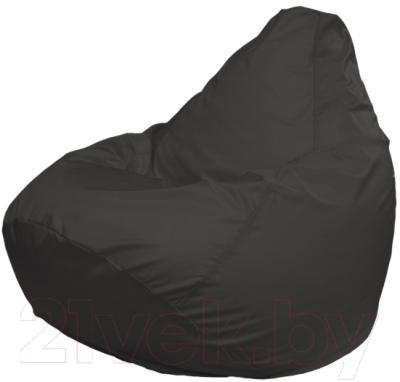 Бескаркасное кресло Flagman Груша Макси Г2.1-11 (темно-серый)