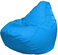 Бескаркасное кресло Flagman Груша Макси Г2.2-14 (голубой) -