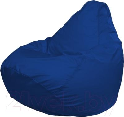 Бескаркасное кресло Flagman Груша Макси Г2.2-15 Дюспо (синий)