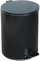 Мусорное ведро Титан Мета 15л (черный) -