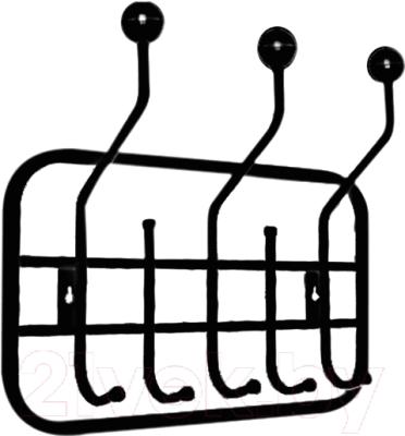 Вешалка для одежды Титан Мета ТС-1 (черный)