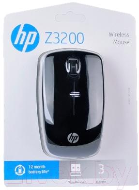 Мышь HP Z3200 (J0E44AA)