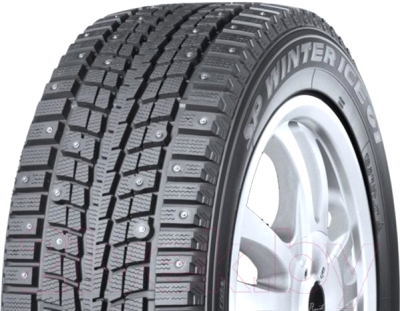 Зимняя шина Dunlop SP Winter Ice 01 205/65R15 94T (шипы)