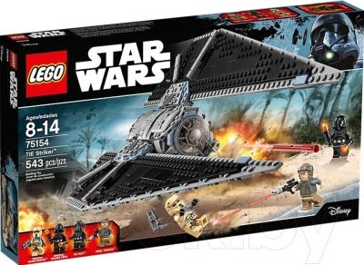 Конструктор Lego Star Wars TIE Забастовщик 75154
