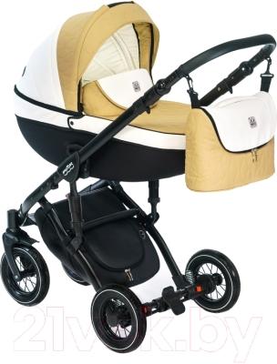 Детская универсальная коляска Dada Paradiso Group Max 500 3 в 1 (Limited)