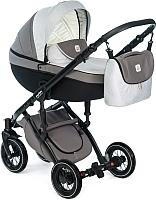 Детская универсальная коляска Dada Paradiso Group Max 500 3 в 1 (Poppy) -