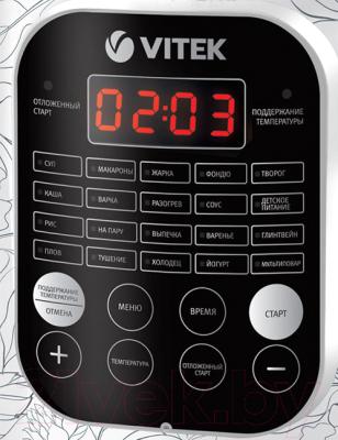 Мультиварка Vitek VT-4270 W - панель