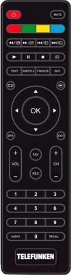 Телевизор Telefunken TF-LED32S37T2 (черный)