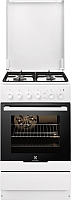 Кухонная плита Electrolux EKG951302W -
