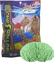 Кинетический песок Motion Sand MS-500G (зеленый) -