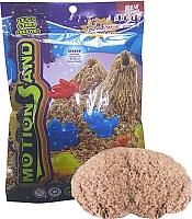Кинетический песок Motion Sand MS-500G (натуральный) -