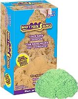 Кинетический песок Motion Sand MS-800G (зеленый) -