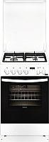 Кухонная плита Zanussi ZCK9553H1W -